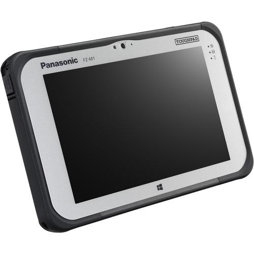 "Win10 Pro, Intel Core m5-6Y57 1.10GHz, vPro, 7.0"" WXGA 10-pt Gloved Multi Touch, 8GB, 256GB SSD, Intel WiFi a/b/g/n/ac, TPM, Bluetooth, 4G LTE Multi Carrier (EM7355), Webcam, 8MP Cam, Bridge Battery, 2D Bar Laser (EA30), Toughbook Preferred"