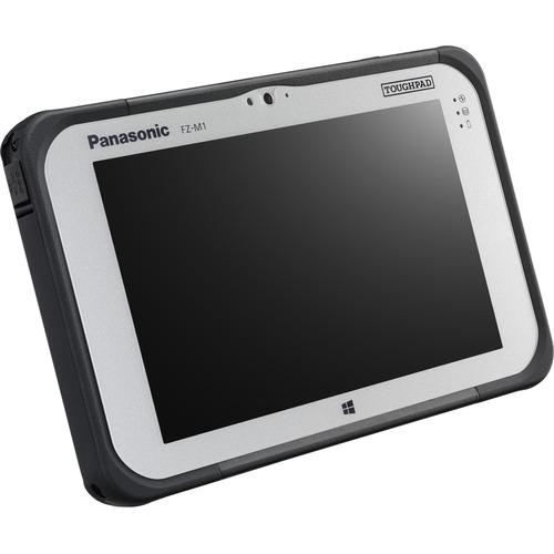 "Win7 (Win10 Pro COA), Intel Core m5-6Y57 1.10GHz, vPro, 7.0"" WXGA 10-pt Gloved Multi Touch, 8GB, 256GB SSD, Intel WiFi a/b/g/n/ac, TPM, Bluetooth, Webcam, 8MP Cam, Bridge Battery, 2D Bar Laser (EA30), Insertable Smartcard half-size, Toughbook Preferred"