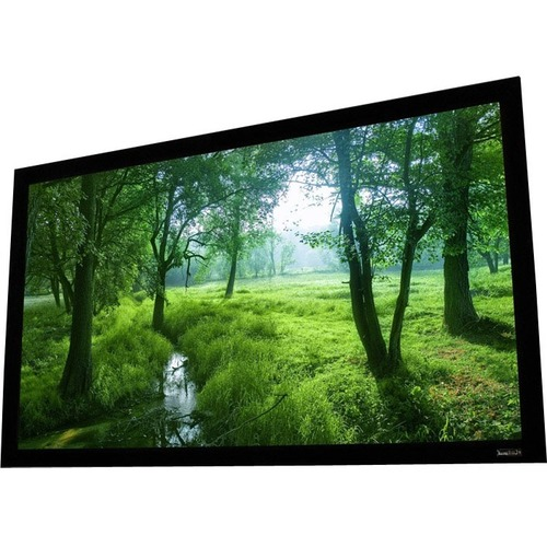 ELUNEVISION 92IN HD NANOEDGE FIXED FRAME PROJECTION SCREEN