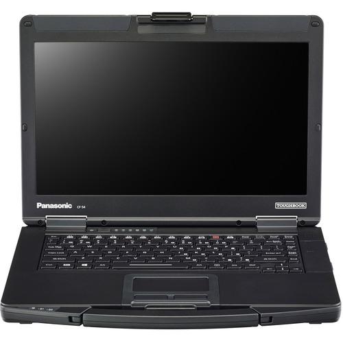 "Win10 Pro, Intel Core i5-6300U 2.40GHz, vPro, 14.0"" FHD, Gloved Multi Touch, 256GB SSD, 8GB(4+4), Intel WiFi a/b/g/n/ac, TPM, Bluetooth, 4G LTE Multi Carrier (EM7355), Dual Pass (Ch1:GPS/Ch2:WWAN), GPS, Fingerprint, Emissive Backlit Keyboard, DVD Multi-drive, Toughbook Preferred,Factory Model-CF-54F5576VM, CF-SVCLTNF5Y - Protection Plus - Laptop (Years 1, 2, 3, 4 & 5)"