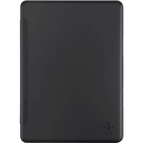 "Belkin QODE Ultimate Lite Keyboard/Cover Case (Folio) for 9.7"" iPad Pro, iPad Air 2   Black"
