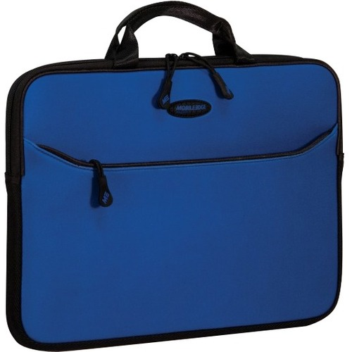 """Mobile Edege SlipSuit MacBook Pro Sleeve 15"""" Royal Blue. Our new 15"""" MacBook Pro Sleeves are made of extra-thick EVA with reinforced corners to help protect your laptop, whether you?re a business traveler, student or urban commuter. Use the Nylon carrying"""