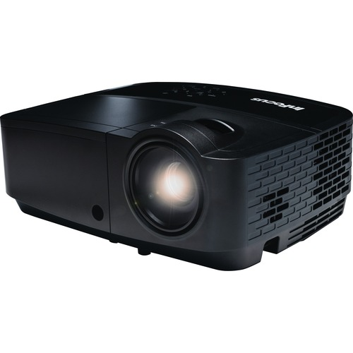InFocus IN2126x 3D Ready DLP Projector | 720p | HDTV | 16:10