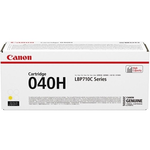 Canon CRG-040HYEL Toner Cartridge - Yellow
