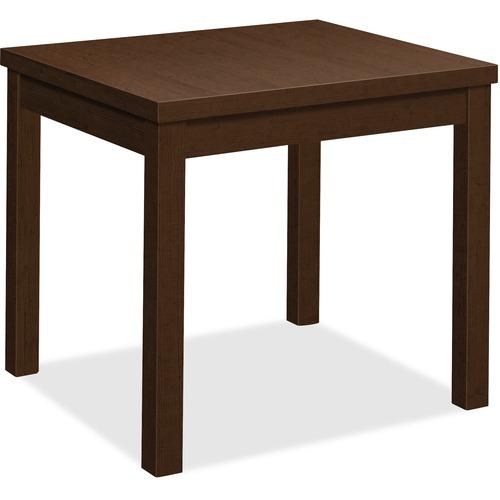 HON Laminate End Table, 24