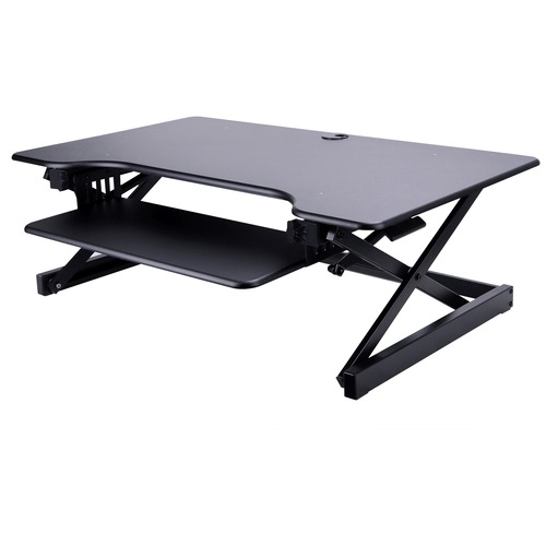Lorell Deluxe Adjustable Desk Riser