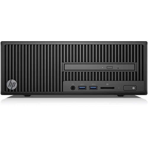 HP Business Desktop 280 G2 Desktop Computer | Intel Core i3 (6th Gen) i3-6100 3.70 GHz | 4 GB DDR4 SDRAM | 500 GB HDD | Windows 10 Pro 64-bit (English) | Small Form Factor
