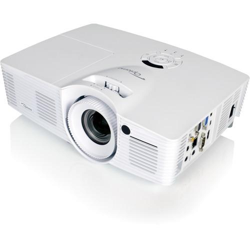 Optoma W416 3D DLP Projector | 720p | HDTV | 16:10