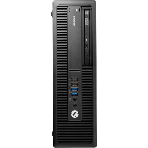 HP EliteDesk 705 G2 Desktop Computer | AMD A-Series A10-9700 3.50 GHz | 8 GB DDR4 SDRAM | 500 GB HDD | Windows 10 Pro 64-bit | Small Form Factor