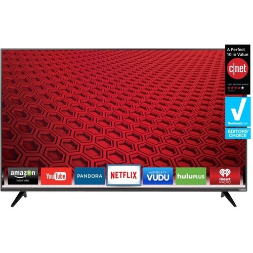 "VIZIO SmartCast E65-E0 65"" Full Array LED LCD Monitor - 16:9"