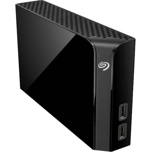 Seagate Backup Plus Hub STEL8000200 8 TB 3.5inch External Hard Drive - USB 3.0 - Retail
