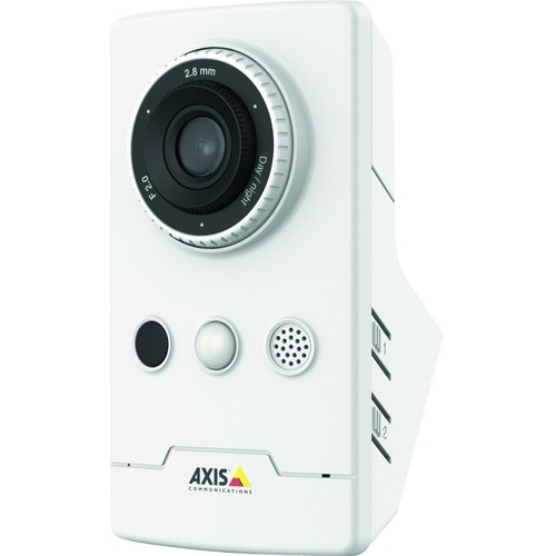AXIS Companion Cube LW 2 Megapixel Network Camera | Color, Monochrome