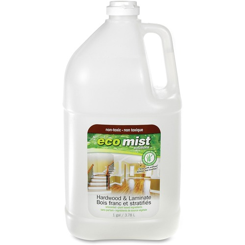 Eco Mist Solutions Surface Cleaner - Liquid - 127.8 fl oz (4 quart) - 1 Each
