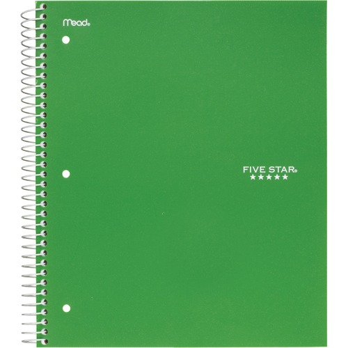 TOPS 3 - subject College Ruled Notebook - Letter - 120