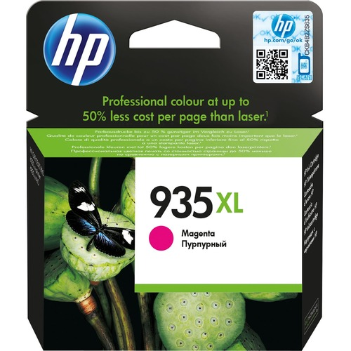 HP 935XL Original Ink Cartridge - Magenta - Inkjet - High Yield