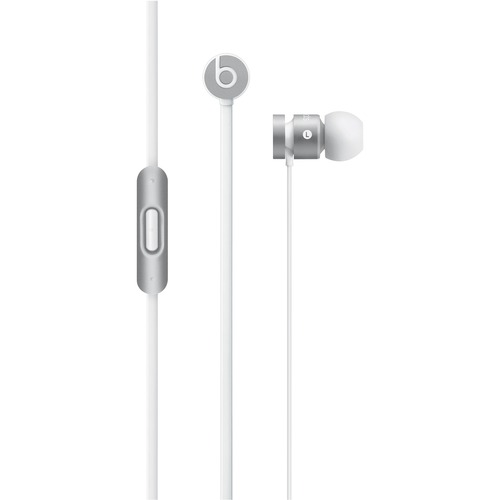 Beats by Dr. Dre urBeats Wired Stereo Earset - Earbud - In-ear - Silver