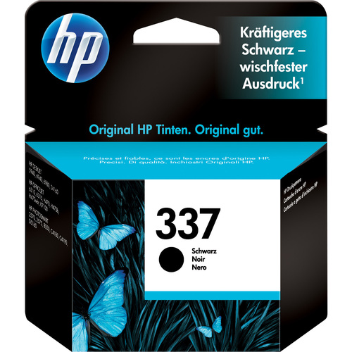 HP No. 337 Ink Cartridge - Black