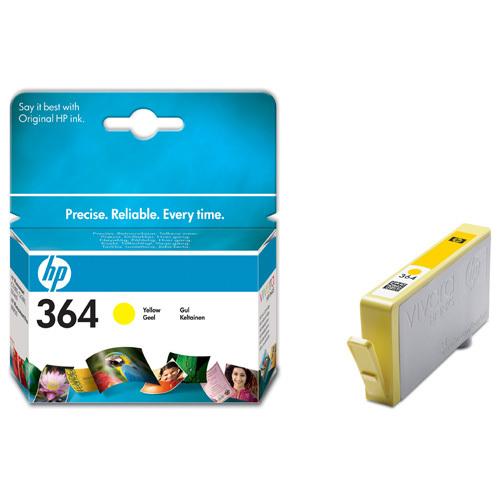 HP No. 364 Ink Cartridge - Yellow
