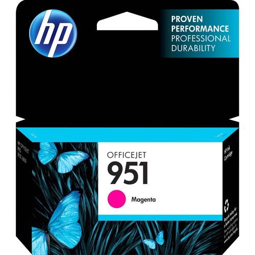 HP 951 Ink Cartridge - Magenta