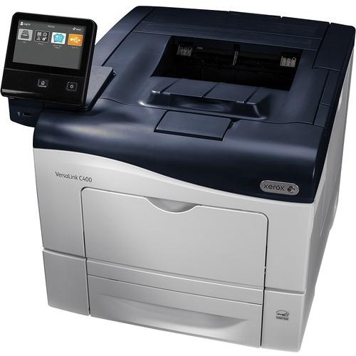 Xerox VersaLink C400/DNM Laser Printer | Color | 600 x 600 dpi Print | Plain Paper Print | Desktop