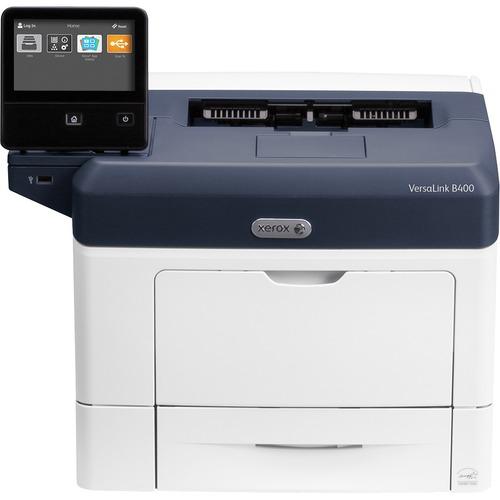 Xerox VersaLink B400DN Laser Printer   Monochrome   1200 x 1200 dpi Print   Plain Paper Print   Desktop