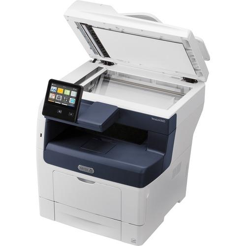 Xerox VersaLink B405/DNM Laser Multifunction Printer | Monochrome | Plain Paper Print | Desktop