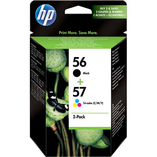 HP No. 56/57 Ink Cartridge - Black