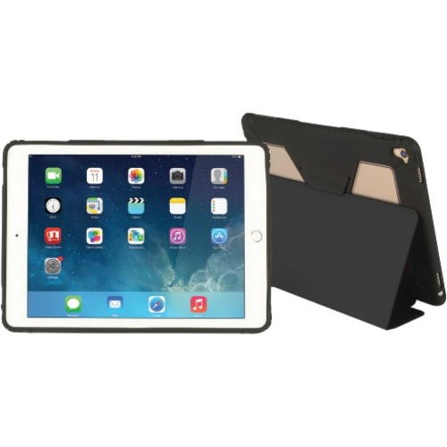 Extreme Folio Case for iPad Air 2 (Black)