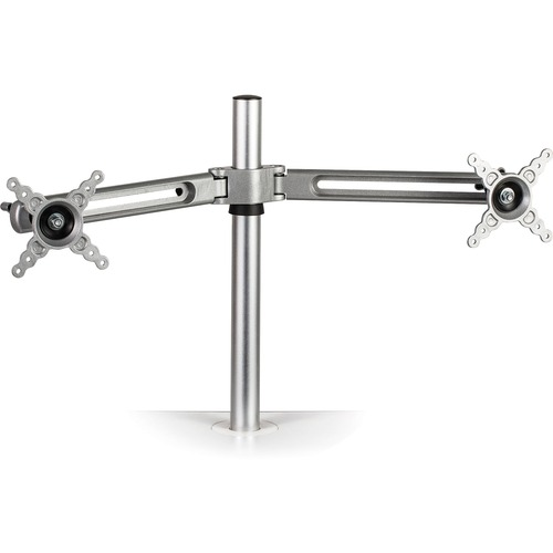"""Fellowes Lotus™ Dual Monitor Arm Kit - 2 Display(s) Supported27"""" Screen Support - 11.79 kg Load Capacity - 1 Each"""