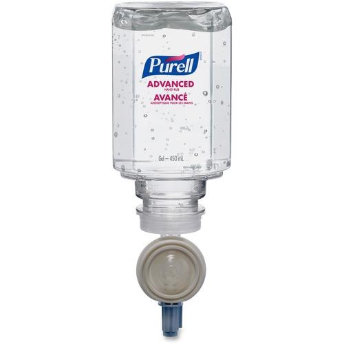 PURELL® Sanitizing Gel Refill - 450 mL - Hand - 1 Each