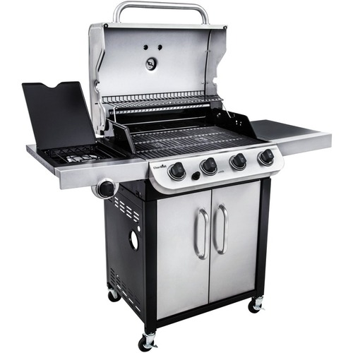 NEW Char-Broil 463377017 Performance Series 4 Burner Gas Grill CB 480 48000 BTU | eBay