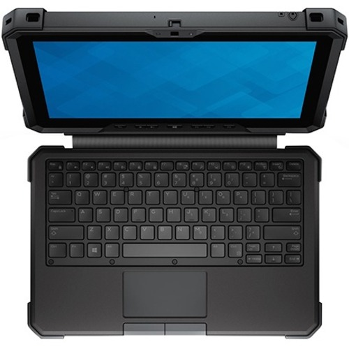 Dell Keyboard Cover with Kickstand for the Latitude 12 Rugged Tablet