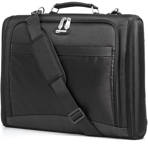 When you are traveling fast and light, this is the case for you! Designed to carry your computer essentials without any unnecessary added bulk. The unique design lets you work right out of the case, perfect for those quick moments at the airport or betwee