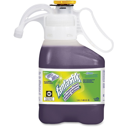 Fantastik Ultra All-purpose Cleaner - Concentrate Liquid - 47.3 fl oz (1.5 quart) - 1 Each - Purple