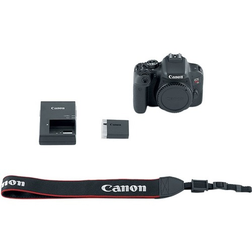 Canon EOS Rebel T7i 24.2 Megapixel Digital SLR Camera Body Only