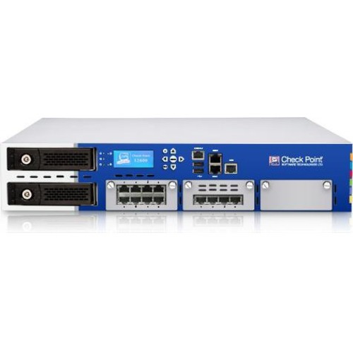 Check Point 12600 Network Security/Firewall Appliance