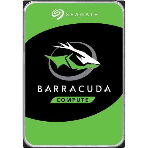 "Seagate Barracuda ST4000DM004 4 TB Hard Drive - SATA (SATA/600) - 3.5"" Drive - Internal"