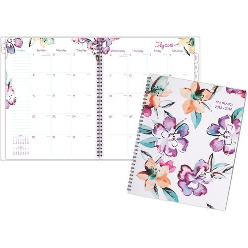 at-a-glance executive monthly padfolio - yes - monthly