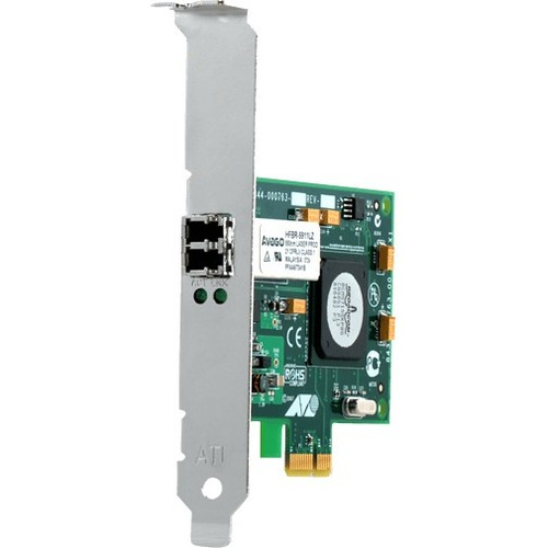 Allied Telesis 100LX LC PCIe x1 Adapter Card