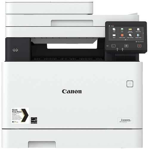 Canon i-SENSYS MF730 MF732CDW Laser Multifunction Printer - Colour