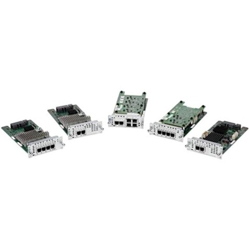 Cisco 2-Port FXS/FXS-E/DID and 4-Port FXO Network Interface Module