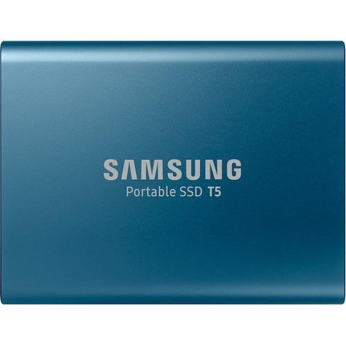 Samsung T5 MU-PA250B/AM 250 GB Solid State Drive - External - Portable