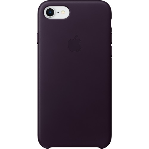 Apple Case for Apple iPhone 7, iPhone 8 Smartphone - Dark Aubergine