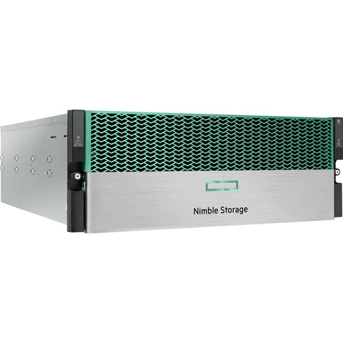 HP Nimble Storage AF3000 All Flash Dual Controller 10GBASE-T 2-port Base Array