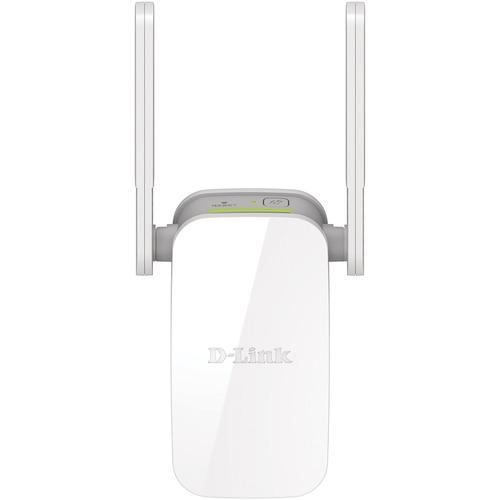 D-Link DAP-1530 IEEE 802.11 a/b/g/n/ac 750 Mbit/s Wireless Range Extender - 2.40 GHz, 5 GHz - 1 x Network (RJ-45) - Fast Ethernet