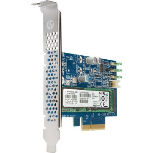 HP Z Turbo Drive 256 GB Solid State Drive - PCI Express - Internal - Plug-in Card
