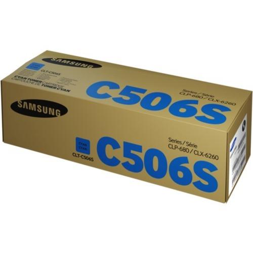 HP CLT-C506S Toner Cartridge - Cyan