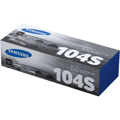 HP MLT-D104S Toner Cartridge - Alternative for Samsung MLT-D104S (MLT-D104S/XAA) - Black