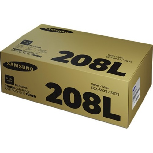 HP MLT-D208L Toner Cartridge MLT-D208L (MLT-D208L/XAA) - Black