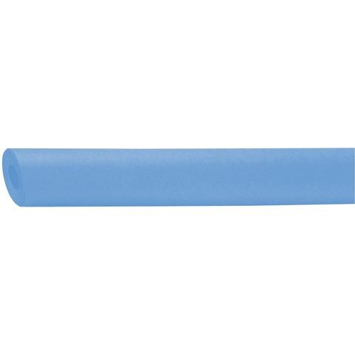 "NAPP Construction Paper - Mural, Banner - 36"" (914.40 mm)Width x 60 ft (18288 mm)Length - Light Blue"